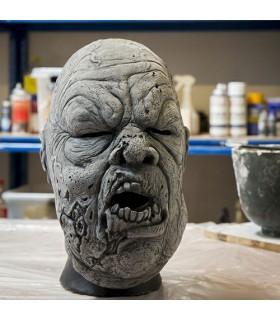 Máscara Cabeza Zombie  (59-61 cms.)