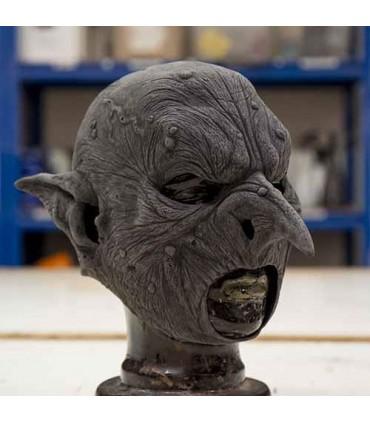 Máscara Duende Malicioso sin Pintar (57-59 cms.)