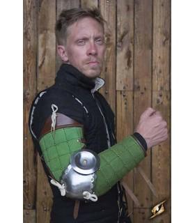 Protección completa de brazo de Paladín