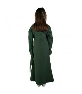 Vestido-Túnica medieval para niña