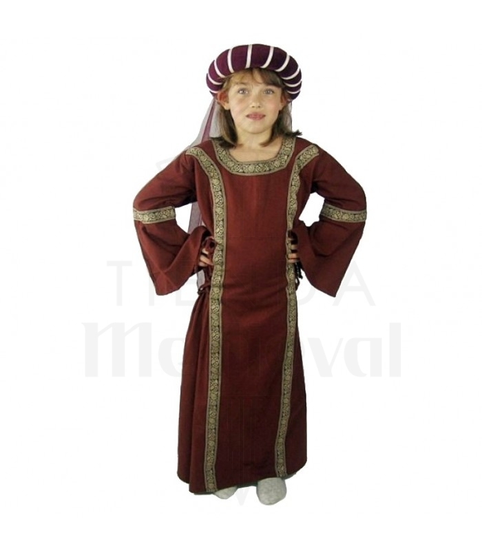 Mittelalterliche mädchen kleidung mädchenKleider Kleidung für LqMpGUzjVS
