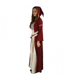 Vestido medieval niña Eara