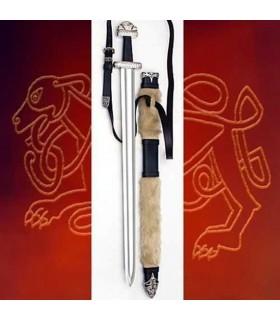 Espada Rey Vikingo con Vaina (96 cms.)