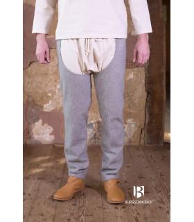 Piernas de lana Bernulf, gris
