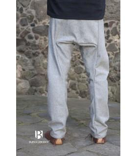 Pantalones medievales Thorsberg, gris
