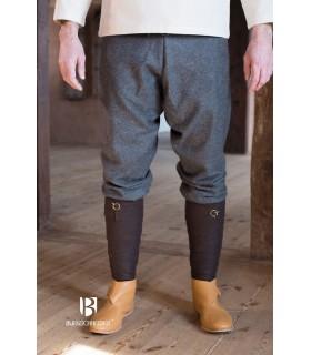 Pantalones medievales Fenris, gris oscuro