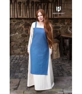 Sobrevesta Vikinga Frida Azul Oceano