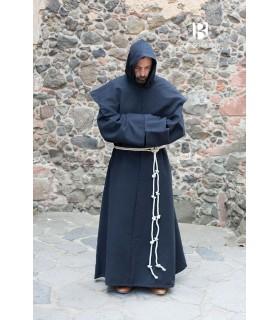 Traje de Monje medieval Benediktus, negro