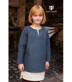 Túnica medieval para niños, Eriksson gris