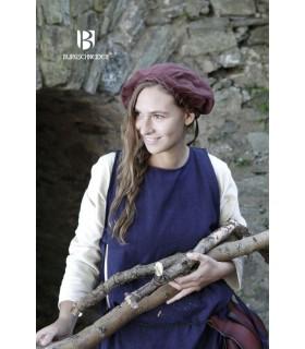 Boina medieval mujer