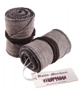 Calcetines Roscados Medievales Diseño Espiga