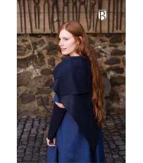 Delantal-bufanda medieval Bertrude
