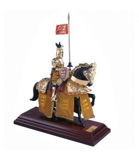 Armadura a caballo Casco de Dragón