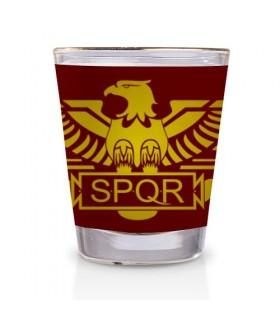 Vaso de Chupito Legión Romana SPQR