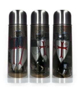 Termo de los Caballeros Templarios, 750 ml.