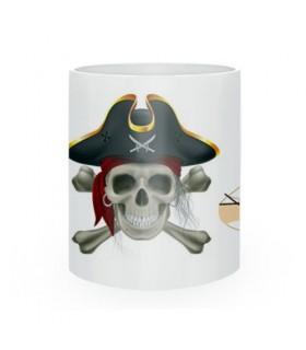 Taza de Cerámica Piratas