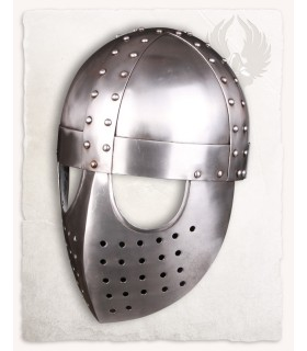 Casco Spangen medieval, Harald