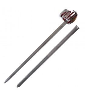 Espada escocesa S. XVIII