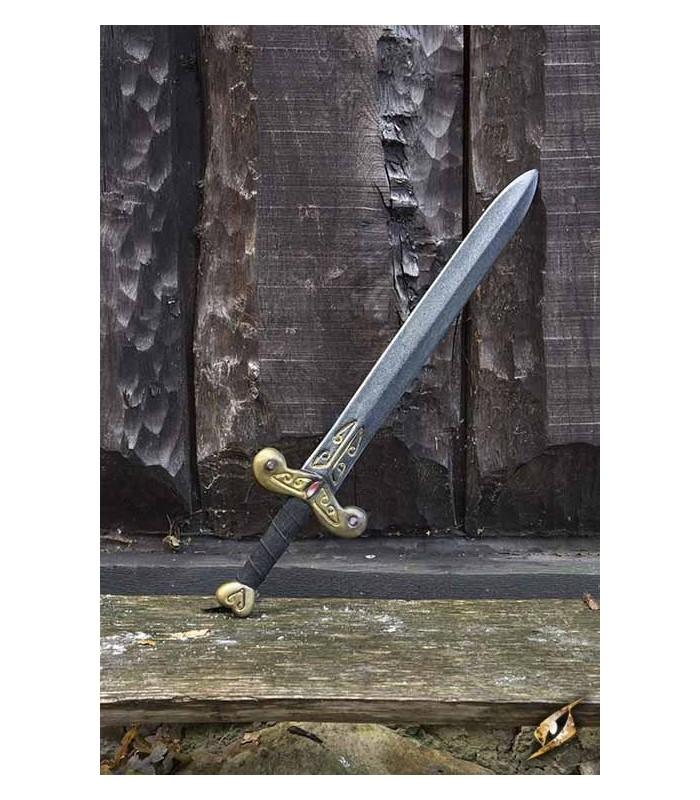 Espada LARP corta de Princesa