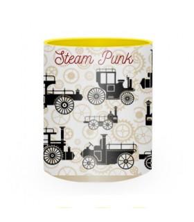 Taza de Cerámica Steam Punk