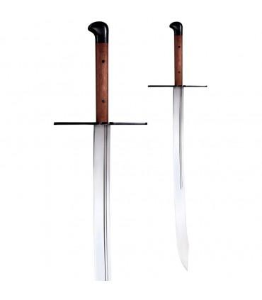 Espada Grosses Messer con vaina