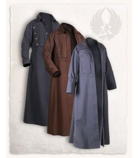 Abrigo medieval Kandor, marrón