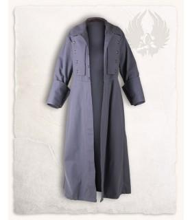 Abrigo medieval Kandor, gris