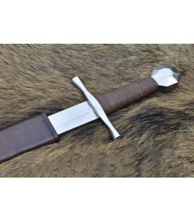 Espada Cruzados pomo octogonal