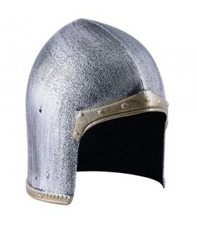 Casco Sallet Caballero Medieval para niños
