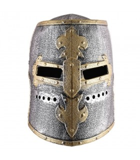 Casco Caballero Medieval para niños