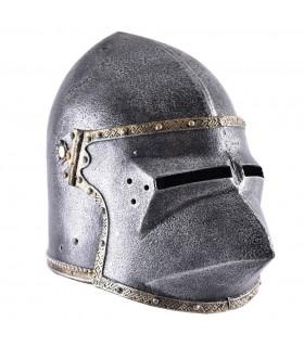 Casco Medieval Picudo para niños