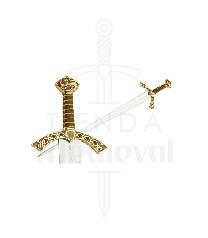 Espada de Lancelot en Bronce