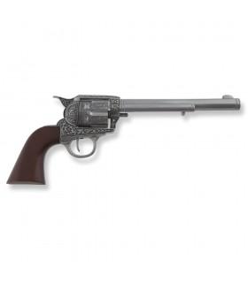 Revólver Colt 45 PeaceMaker cañón largo, 31,5 cms.