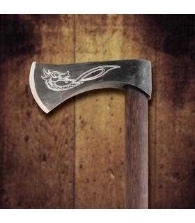 Hacha arrojadiza Vikinga, 49 cms.