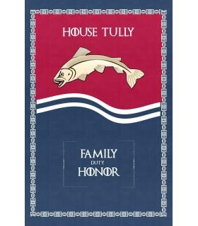 Estandarte Juego de Tronos House Tully (75x115 cms.)