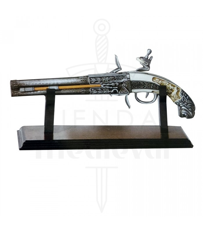 Expositor para pistola larga