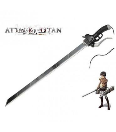 Espada manga Ataque a los Titantes