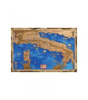 Mapa medieval de Italia