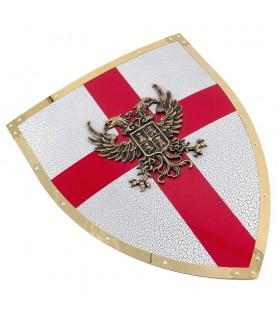 Escudo Templario Águila