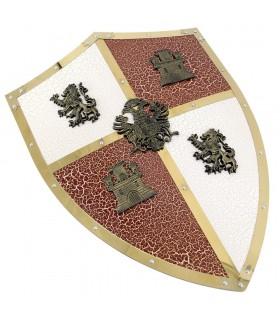 Escudo Castilla y León