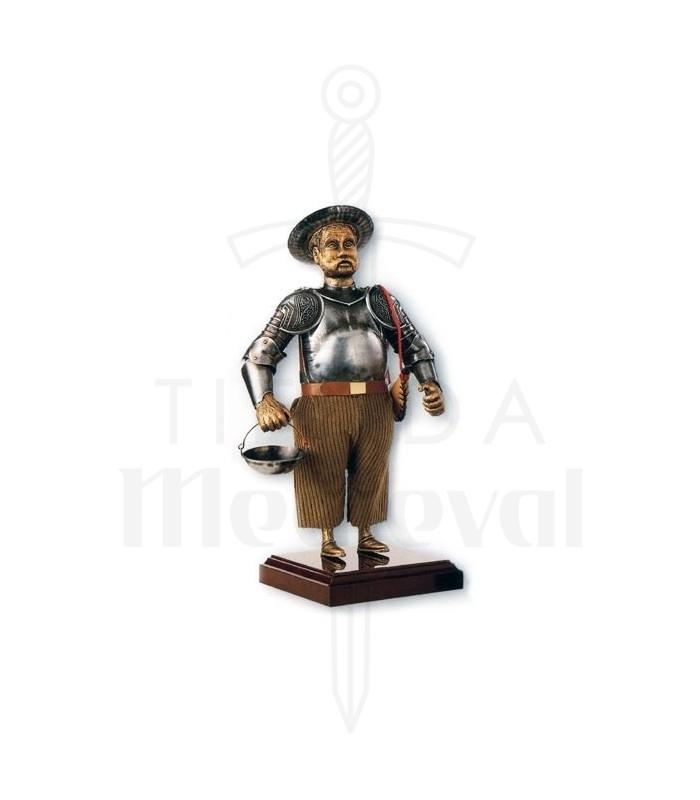 Figura Sancho Panza, rústico