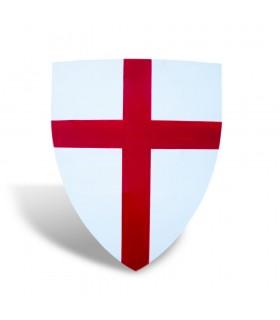 Escudo templario funcional Cruz recta