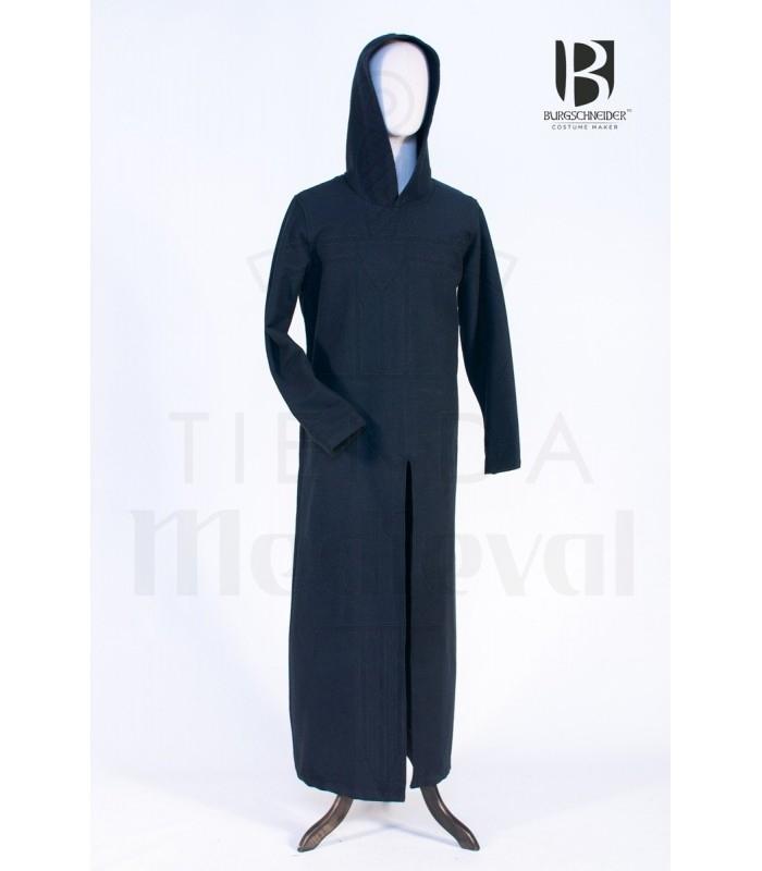 Túnica con capucha Renaud, negro