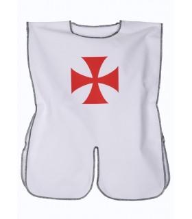 Tabardo Templario niños