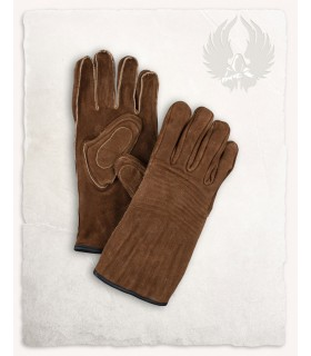 Guantes medievales Clemens