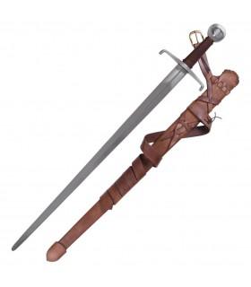 Espada de una mano, S. XIV