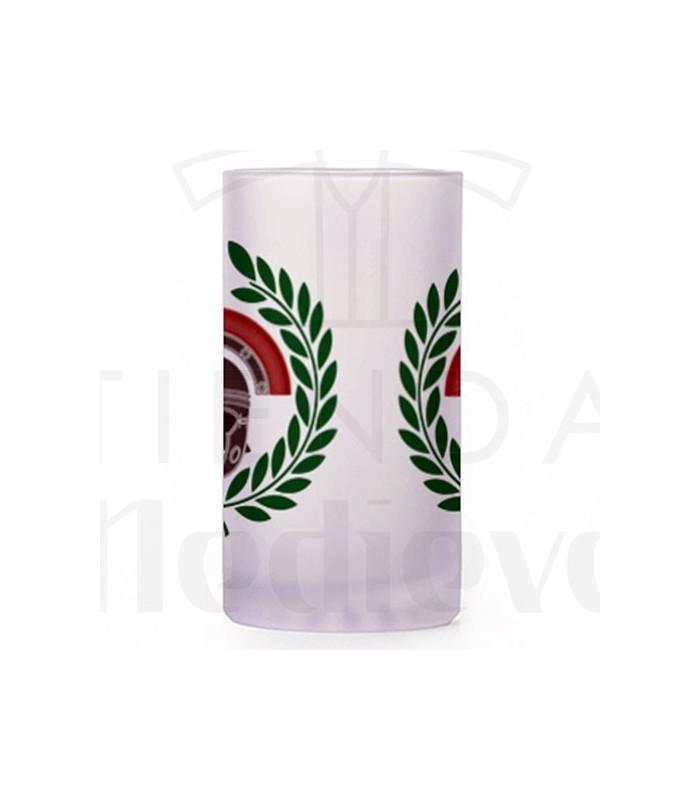 Jarra de Cerveza Centurión Romano, cristal translucido