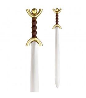 Espada Celta de antenas con vaina