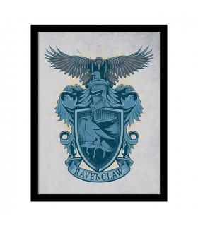 Estampado Escudo de Ravenclaw, Harry Potter