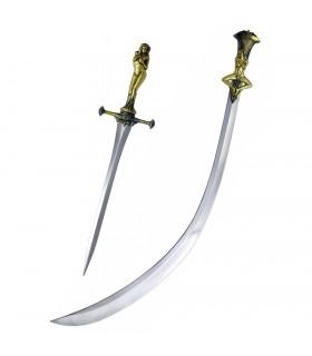 Espada y Estilete Las Mujeres de Daario Naharis, Juego de Tronos